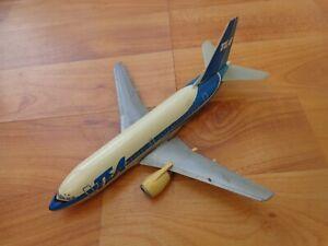 1:200 TEA BELGIUM AIRLINES BOEING 737-300 PLASTIC AIRCRAFT DESKTOP MODEL PLANE