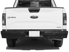 New Smooth Style Rear Bumper 2015 2016 2017 Ford F150 Steelcraft Elevation