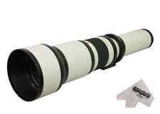 Objetivos manual para cámaras Canon EF