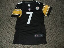 Ben Roethlisberger # 7 Pittsburgh Steelers Youth Football Jersey Medium
