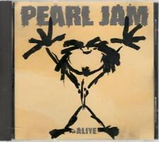 Pearl Jam: Alive, 3 Track Rare PR CD w/ Beatles Cover