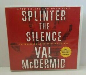 Splinter the Silence by Val McDermid (Audiobook, 2015) Unabridged