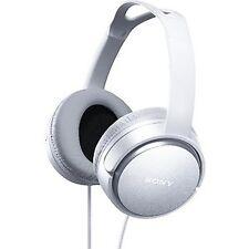Auriculares Sony Mdrxd150w blanco diadema