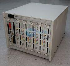 Tektronix TLA721 Benchtop Logic Analyzer Mainframe w/ 5x TLA7AA4