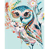 Full Drill 5D Fresh Owl Diamond Painting Embroidery Cross Stitch Kits Decor Gift