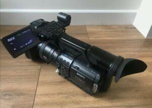 Sony HVR-Z1E Camcorder - Black Excellent Condition