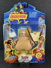 Chicken Run Babs Action Figure w Accessories Playmates Toys 2000 New Rare Vintge