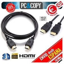 Cable HDMI high speed Full HD 1920*1080p para Nintendo Classic Mini 1,5 metros