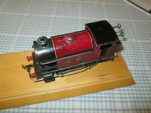 Hornby O Gauge Clockwork - LMS 0-4-0 Tank Loco 2270-Unboxed