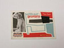 Bette Davis Cut Trading Card Panini 5 Matinee Legends