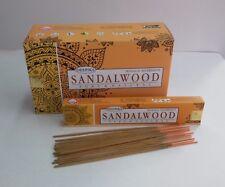 Genuine Deepika Sandal Wood Incense Sticks-15gmx12box=180gm Free Shipping