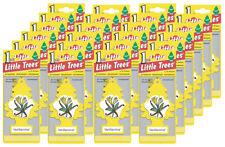 Little Trees висячий автомобиля и дома освежитель воздуха, vanillaroma аромат-упаковка из 24