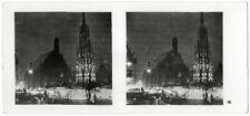 Stereophoto, Nürnberg, Christkindlmarkt um 1935