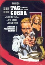 Day of the Cobra Blu-Ray Film Art Enzo G. Castellari 1980 uncut