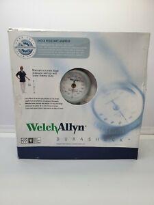 Welch Allyn DS44-11C Durashock Sphygmomanometer Adult Blood Pressure Cuff & Case
