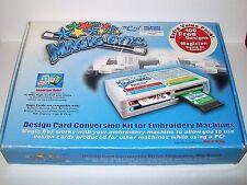 Magic Box Design Card Conversion Kit for Embroidery Machines - USA