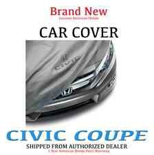 Genuine OEM Honda Civic 2Dr Coupe Car Cover 2016 - 2017