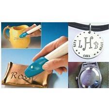 Gravierstift Gravur Stift gravieren Holz Glas Metall Graviergerät Handgerät neu