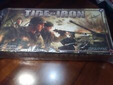 Collector item MINT Tide of Iron WWII Tactical Combat  Fantasy Flight Games