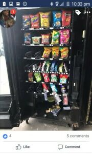 vending machines for sale only 5 left