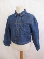 Blouson en jean Christian Dior Bleu Taille 8 ans à - 63%