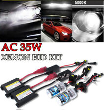 AC 35W Slim HID KIT Headlight Xenon Replace Bulb Lights - H7R 5000k Pure White