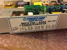 Power-One MPU150-4350 INTERNAL SWITCHING POWER SUPPLY, W/PFC, 150W, 4 OUTPUTS