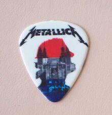 Metallica - Amsterdam 06/09/17 Worldwired Tour 100% Authentic RARE Guitar pick