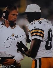 JON GRUDEN SIGNED 11X14 PHOTO PACKERS BUCS RAIDERS AWESOME RARE A MUST HAVE LOOK