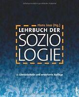 Lehrbuch der Soziologie | Buch | Zustand gut