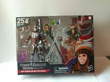 Lord Zedd & Rita Repulsa IN HAND Power Rangers Lightning Collection MMPR 2 Pack