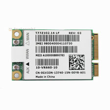 Dell DW5620 GV33N E4300 E4310 E6510 E6520 Wireless WWAN Mobile Broadband 3G Card
