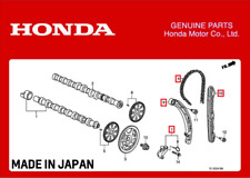 Genuine Honda TIMING CHAIN KIT + kit catena pompa olio ACCORD CIVIC CR-V N22B i-DTEC