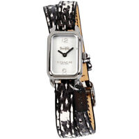 Coach Ludlow Quartz Movement White Dial Ladies Watch 14502778