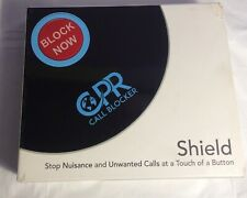 CPR SHIELD Call Blocker - 'Block Now' - Land Line Phone - New Opened Box