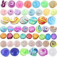 100ml Fluffy Fluff Floam Slime Schleim für Stressabbau Bunt Kinder Spielzeuge