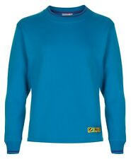 Beaver Tipped Boy S Sweatshirt Turquoise C24in
