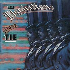 Black Tie [Expanded Edition] by The Manhattans (CD, Dec-2014, Funky Town Grooves