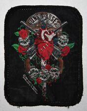 Guns N Roses , Vintage printed Patch 1990 , rar , rare