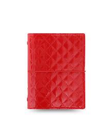 Filofax Domino Luxe Pocket Organizer Red 2018 - 027991