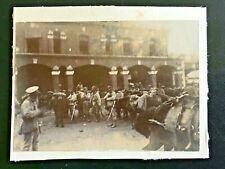 1910 PHOTO CHINA REVOLUTION HANKOW IMPERIAL QING CAVALRY ENTER CITY 辛亥革命汉口清骑兵进城