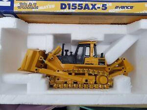 1:50 JOAL Advance Komatsu D155AX-5 Bulldozer, Boxed