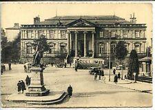 CP 87 Haute-Vienne - Limoges - Le Palais de Justice et la Statue de Gay Lussac
