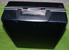 IMPERIAL Vintage Portable Travel Bar Set Suitcase Three Bottle Slot