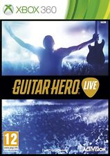 Guitar Hero Live: XBOX 360 - REPLACEMENT DISC ONLY - NEW - FREE SHIPPING  ™