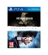 Video juego Sony heavy Rain Beyong