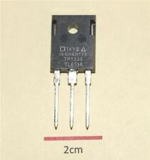 IXYS IXGH6N170 TRANSISTOR IGBT 12 AMPERE 1700 V 4 V RDS