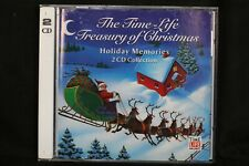 The Time-Life Treasury Of Christmas: Holiday Memories 2 Cds  Religious  (C443)