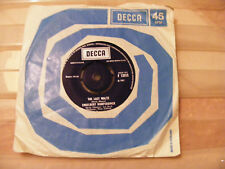 "Englebert   Humperdink     The  Last  Waltz  /  That  Promise  1967  7""   Vinyl"