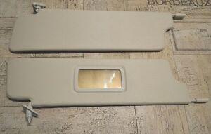 Lada Niva 1600 1700 Sunvisor Kit + Mirror  21213-8204010 + 21213-8204011